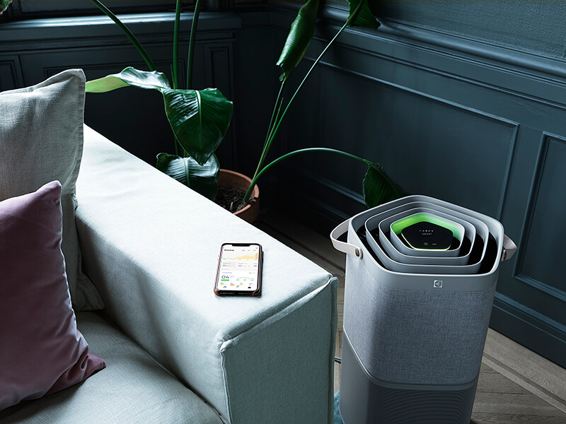 oczyszczacz powietrza electrolux
